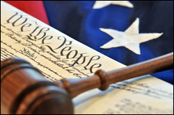 We the People, the Bill of Rights, United States Constitution
